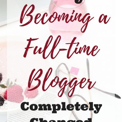 Becoming a professional blogger. How to start a blog. Make money blogging